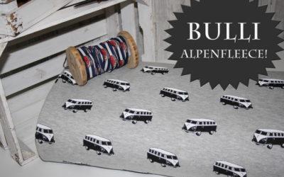 Bulli Alpenfleece!