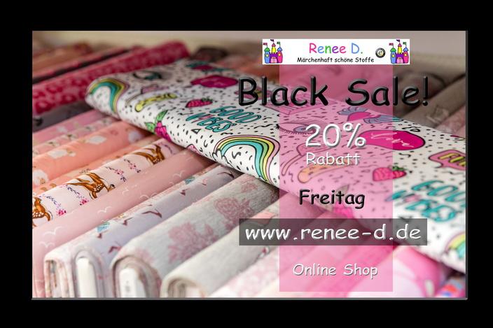Freitag BLACK SALE 20% Rabatt!