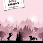 VORBESTELLUNG  Lycklig Design Sweatshirt Stoff Wild Shadows Einhorn altrosa