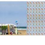 Stenzo Jersey Stoff Digitaldruck Panel Surfer Krokodile