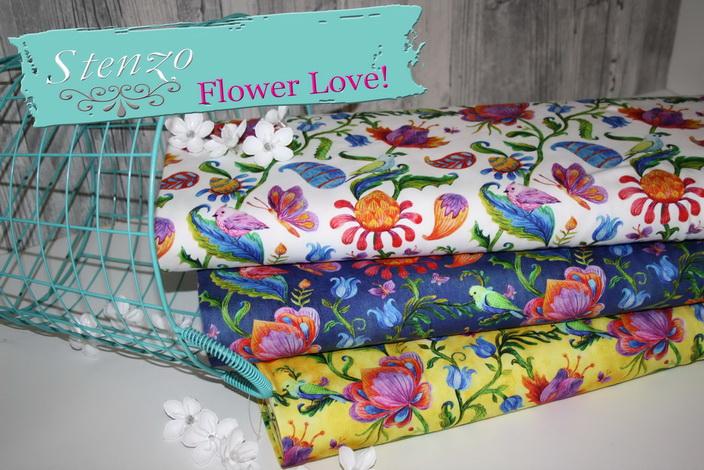 Crazy Flower Love!