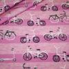 renee-d.de Onlineshop: Hilco Jersey Stoff Fahrrad