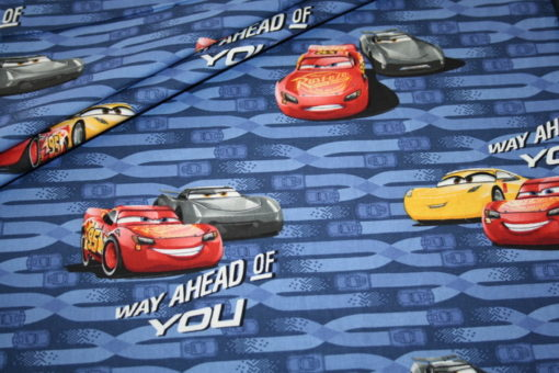 renee-d.de Onlineshop: Original Walt Disney Baumwollstoff Disney Cars
