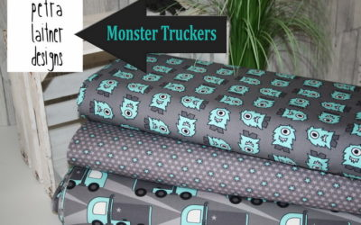 Monster Truckers by Petra Laitner!