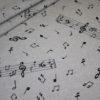 renee-d.de Onlineshop: Fester Deko Stoff Musik