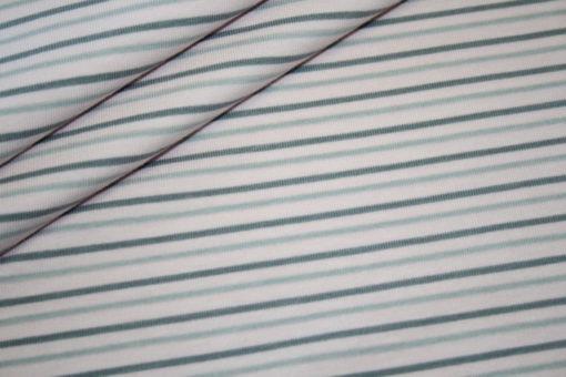 renee-d.de Onlineshop: Jersey Stoff Streifen