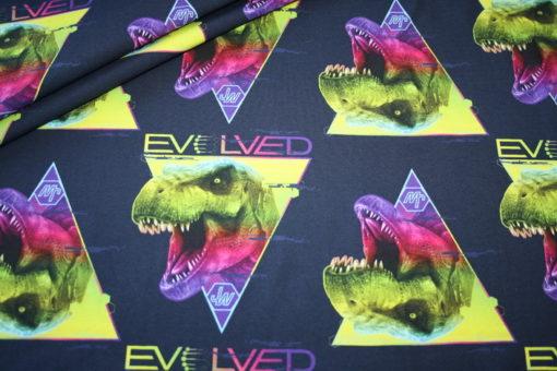 Artikel aus dem renee-d.de Onlineshop: Original Jurassic World Jersey Stoff