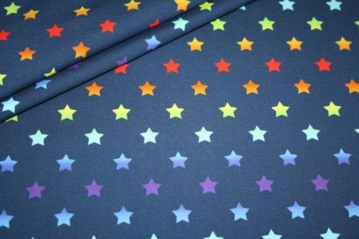 Artikel aus dem renee-d.de Onlineshop: Sterne Jersey Stoff