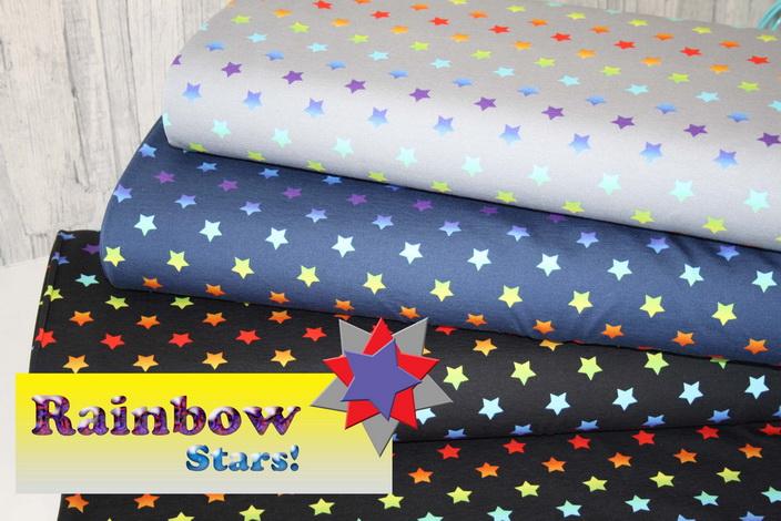 Rainbow Stars Jersey!