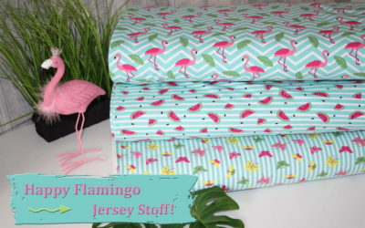 Summer Flamingo Jersey!