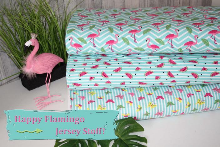 Summer Flamingo Jersey!