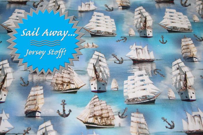 Sail Away Jersey!