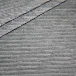 Jersey Stretch Cord Stoff grün