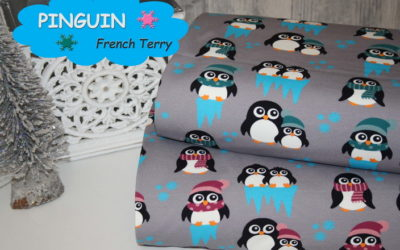 Pitsch Patsch Pinguin!