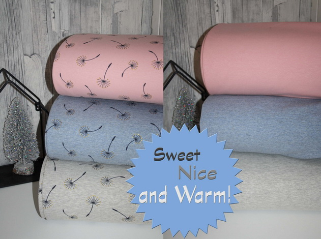 Sweet, Nice and Warm!