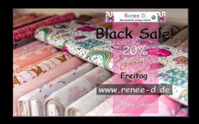 Black Sale am 29.11.19