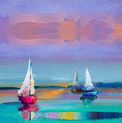 I`m sailing!