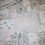 Deko Baumwollstoff Stoff Nostalgisch Romantisch Pastell