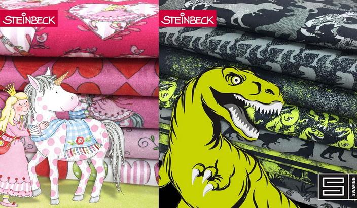 Steinbeck`s  Dinosaurier und Prinzessin!