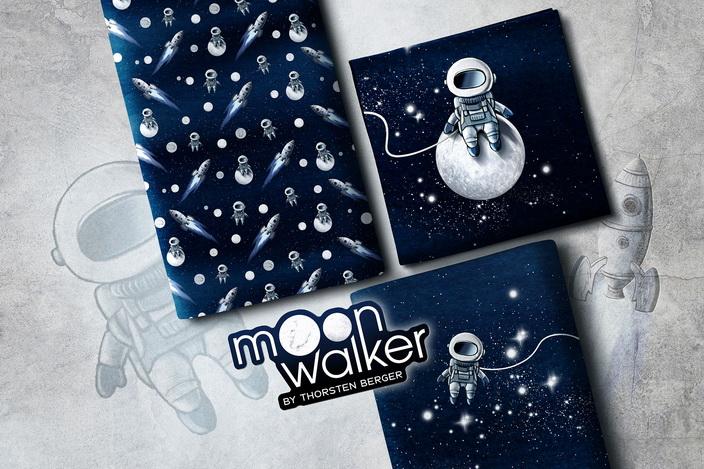 Moonwalker by Thorsten Berger