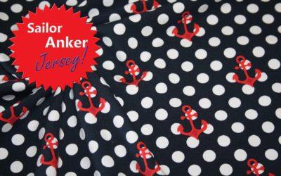 Sailor Anker Jersey!