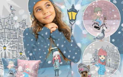 Snow Girl ist auch da!