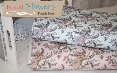 Herbst Herbst Pastell French Terry!
