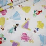 Original Walt Disney Baumwollstoff Disney Princess