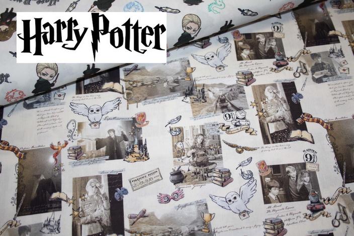 Neuer Harry Potter Baumwollstoff!