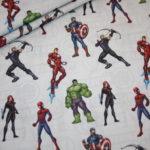 Original Avengers Baumwollstoff