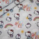 Original Hello Kitty Baumwollstoff