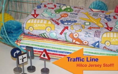 Traffic Line!