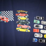 Stenzo Jersey Stoff Panel Autos