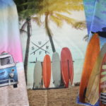 Stenzo Jersey Stoff Panel Surfer Bulli