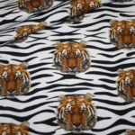 Stenzo Jersey Stoff Tiger
