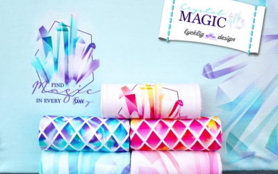Crystal Magic by Lycklig Design!