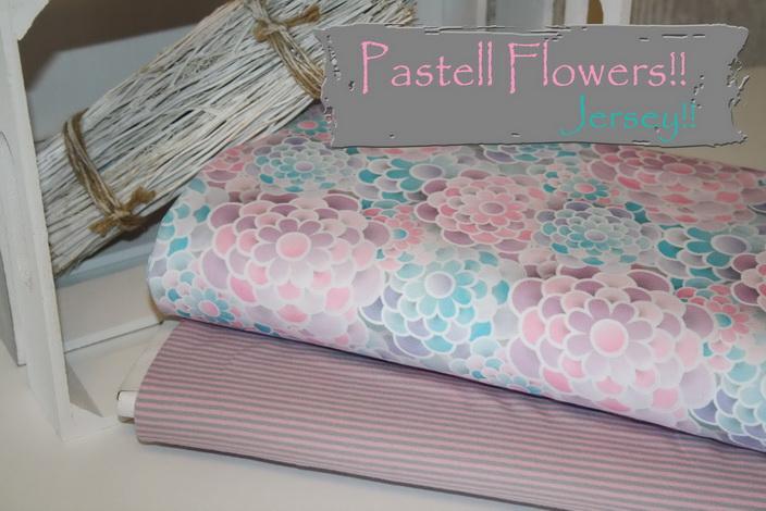 Frische Pastell Farben für den Frühling!