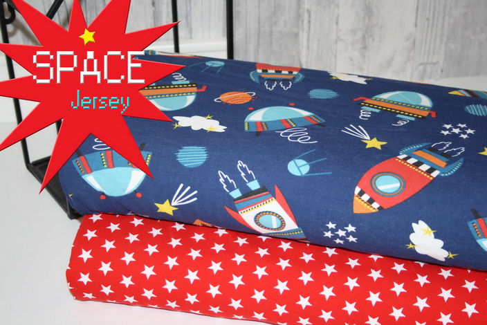 Space Jersey!