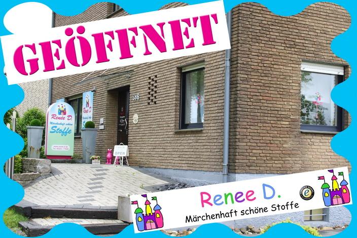 Renee D. Ladengeschäft wieder geöffnet!!