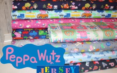 Peppa Wutz auf Jersey!!!