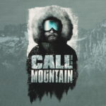 0,80m Panel Call of the Mountain by Thorsten Berger French Terry Stoff Panel (Grundpreis: 18,62€)