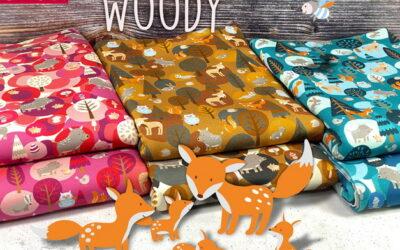 Woody – die beliebten Waldtiere von Steinbeck sind zurück!